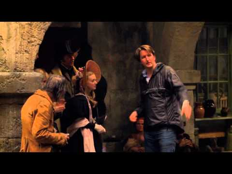 Les Miserables Featurette 'Paris at Pinewood'