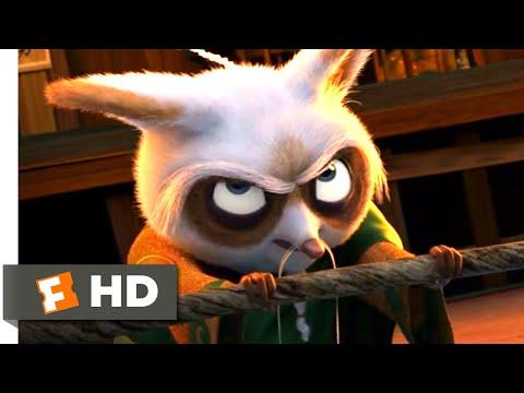 Kung Fu Panda 3 (2016) - The New Master Scene (1/10) | Movieclips
