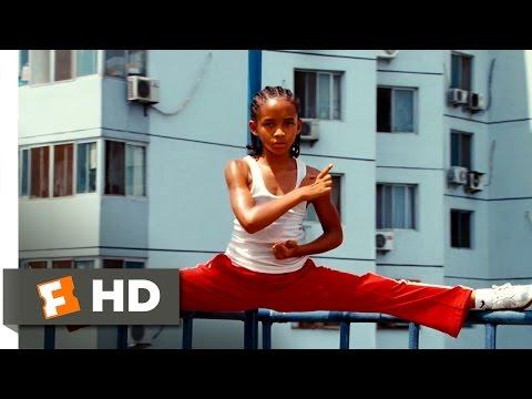 The Karate Kid (2010) - Kung Fu Training Scene (7/10) | Movieclips