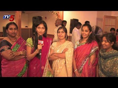 Capitol Area Telugu Society Summer Camp in Marryland : TV5 News