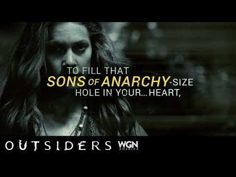 Outsiders Season 1 (Promo 'Critics')