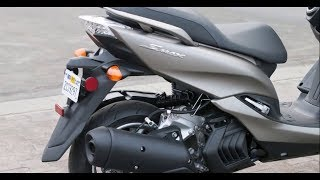 4. 2018 Yamaha SMAX 155, Competitor Honda PCX 150