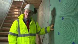 Failed basement waterproofing fixed by Deepshield