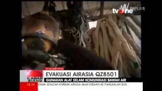 Berita Terbaru 31 Desember 2014 - Evakuasi Pesawat AIRASIA