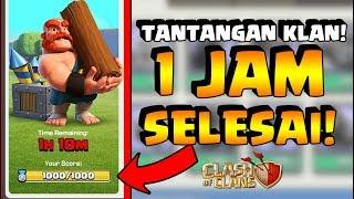 Download Video GANAS! BISA NYELESAIN TANTANGAN CoC HANYA DALAM 1 JAM! MP3 3GP MP4