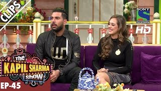 Video Yuvraj Singh and his fiance Hazel Keech - The Kapil Sharma Show - Ep.45 -24th September 2016 MP3, 3GP, MP4, WEBM, AVI, FLV November 2018