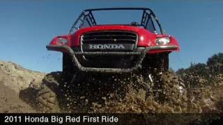 1. MotoUSA 2011 Honda Big Red MUV
