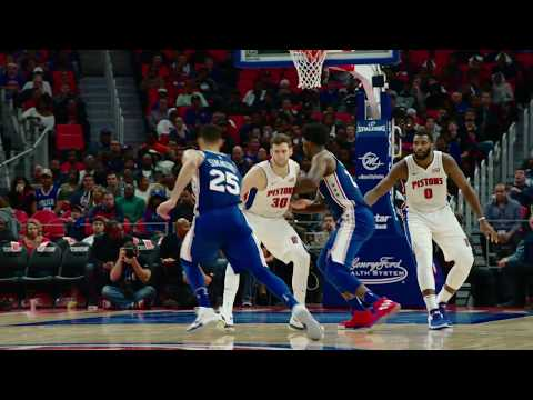 Welcome to the Moment: The Story of the 2017-18 76ers (видео)