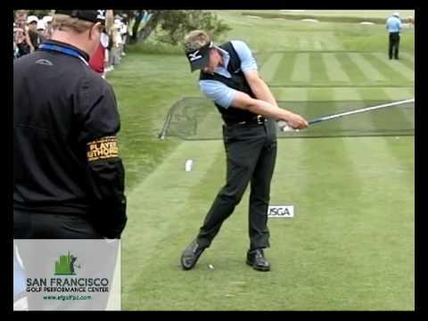 World No.1 Luke Donald FO Slow Motion Golf Swing 300 FPS
