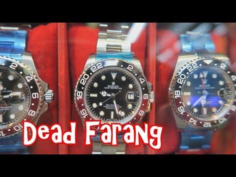 Fake Watches in Bangkok Thailand - Rolex, Patek Philippe, Breitling, Hublot,  TAG_A valaha feltöltött legjobb karóra videók
