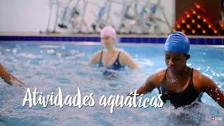 Atividades aquáticas