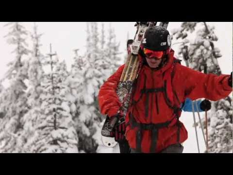 Deep Powder at Crystal Mountain - The Good Life Pacific Norhwest
