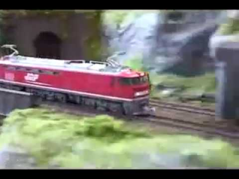 railway model movie