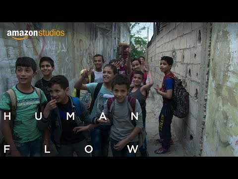 Human Flow Official Trailer | Amazon Studios