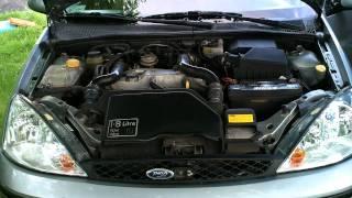 My 2003 Ford Focus MK1 1.8 TDDi engine sound