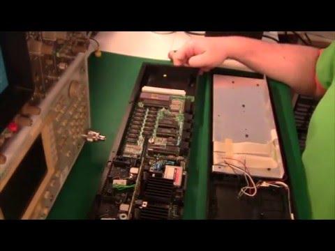 Repair of Sinclair QL