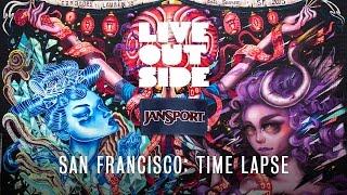 #LiveOutside San Francisco Episode 6
