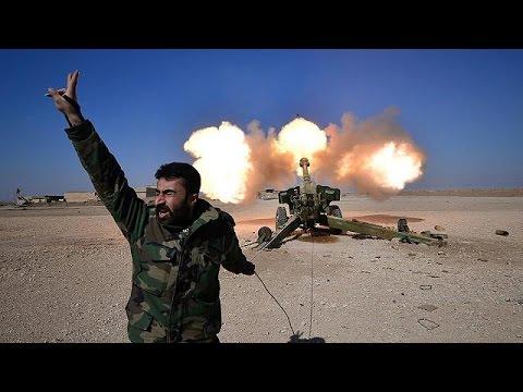 Ιράκ: Άγριες μάχες στο αεροδρόμιο και σε στρατιωτική βάση στη δυτική Μοσούλη