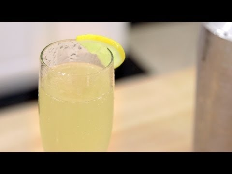 French 75 Cocktail! | Delicious Brunch Ideas!