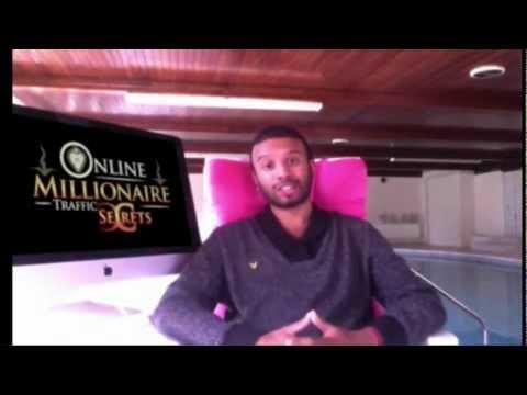 Saj P Online Millionaire Traffic Secrets  – Make Money Onlline!