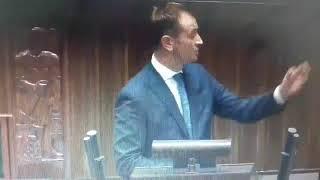 """Nitras do Kuchcińskiego: """"Nie da się schować głowy w piasek…"""""""