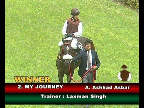 My Journey with A Ashhad Asbar up wins The Silverado Plate Div-2 2019