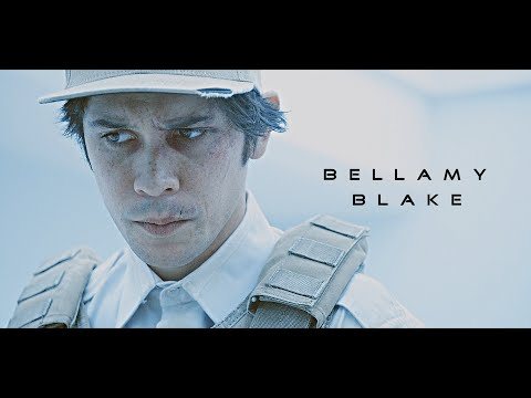 Bellamy Blake | his story