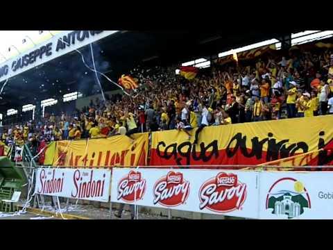 Salida del Aragua FC - Los Vikingos - Aragua