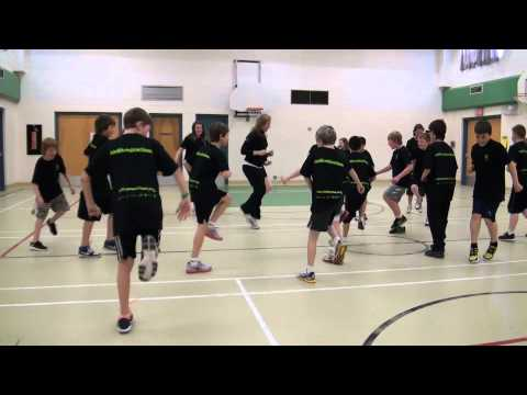 Physical Activity Idea – Party Rock Anthem Dance