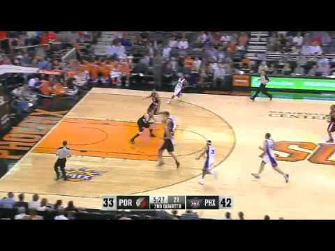 Portland Trail Blazers 93 – Phoenix Suns 104