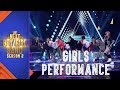 "Team Girls Performance ""Side To Side"" I Episode 6 I The Next Boy/Girl Band S2 GTV"