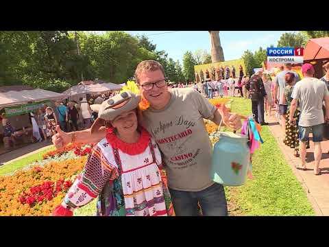 Подтвердили статус «сырной столицы»: Кострома впервые приняла большой сырный фестиваль