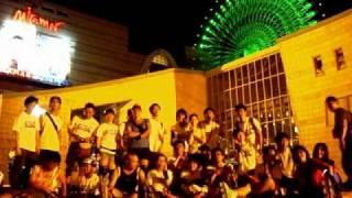 2010723taipei-friday-night-skate-直排輪夜溜美麗華インラインスケート。