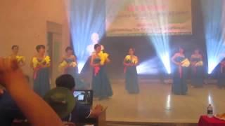 [Múa] Việt Nam Gấm Hoa - Lễ Ra Quân Mùa Hè Xanh ĐH Y Dược 2013