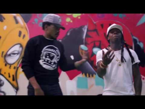 Chance the Rapper ft. 2 Chainz & Lil Wayne - No Problem (Official Video)