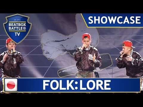 folklore - SUBSCRIBE : http://youtube.com/subscription_center?add_user=c4mc4st Watch the ultimate vocal showcase of FOLK:LORE from Japan live on stage at the Beatbox Ba...