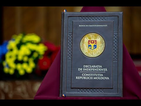 Președintele Republicii Moldova a participat la Adunarea solemnă consacrată celei de-a 25-a aniversări a adoptării Constituției