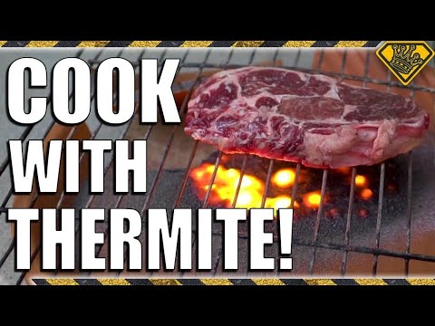 Cooking Steak at 4000 DEGREES!