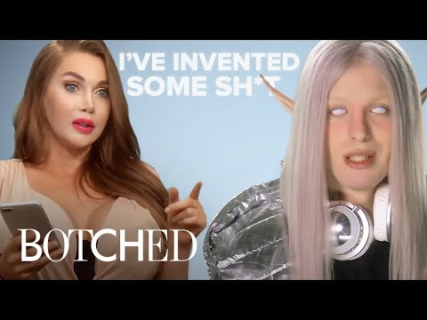 Unbelievable Plastic Surgery Addicted Patients | Botched | E!