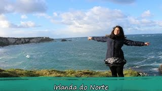 Irlanda do Norte - Titanic Experience, Rope Bridge, Giant's Causeway e mais