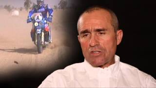 Legends of Dakar - Stéphane Peterhansel, 1995 - the duel between Arcarons and Peter