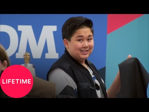 Project Runway Junior: Episode 3: Zachary Wants the Zippers | Lifetime