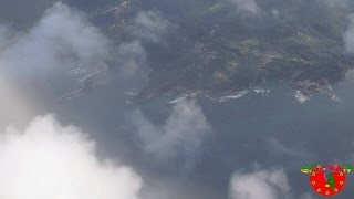 Landing on the Douglas-Charles Airport in Marigot, Dominica. There's always excitement returning back home to the Commonwealth of Dominica. This video ...