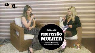 Entrevista para Fernanda Comora - Programa Profissão Mulher