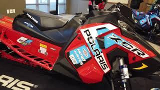 9. Polaris 2020 Indy 850 XCR 129