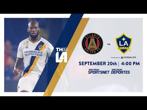 Video: TEASER: LA Galaxy vs. Atlanta United FC | September 20th, 2017