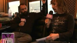 Backstageaxxess interviews Neil Fallon of Clutch.