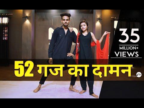52 Gaj Ka Daman | Dance Video | Bollywood Dance Choreography