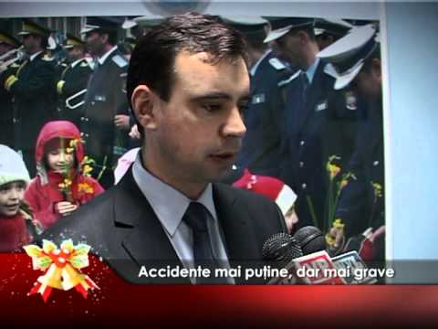Accidente mai puţine, dar mai grave