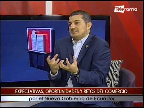 Expectativas, oportunidades y retos del comercio por el nuevo gobierno de Ecuador